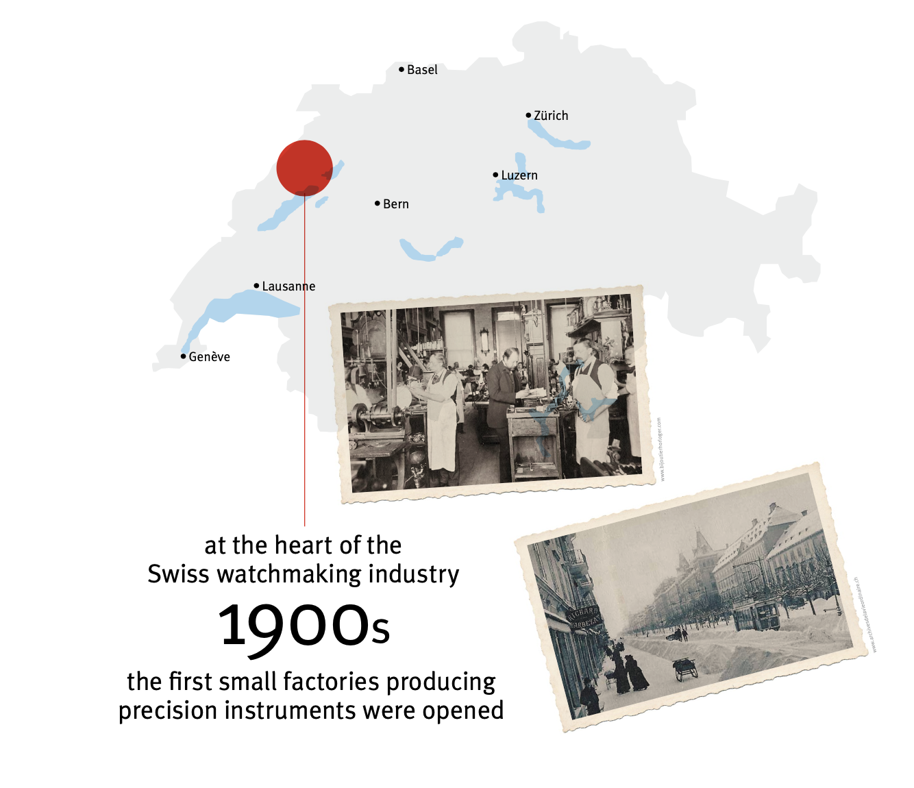 Our History: 120 Years of Experience & Quality